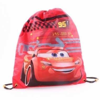 Disney cars rugtas/gymtas rijgkoord kind