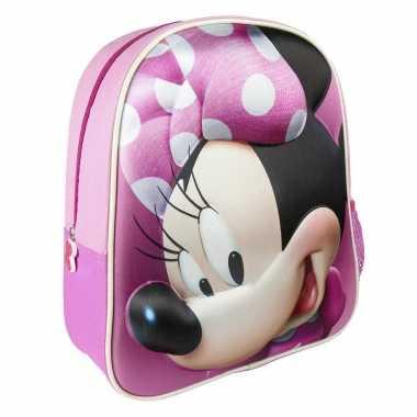 Disney minnie mouse rugtas/rugtas peuters/kleuters/kinderen