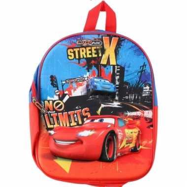 Kinder rugtasje disney cars