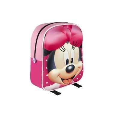 Minnie mouse rugtasje d kinderen