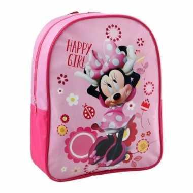 Minnie mouse rugtasje kinderen