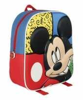Mickey mouse rugtasje d kinderen