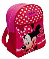 Minnie mouse rugtas kind
