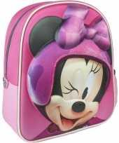 Roze minnie mouse rugtas rugtas meisjes kind
